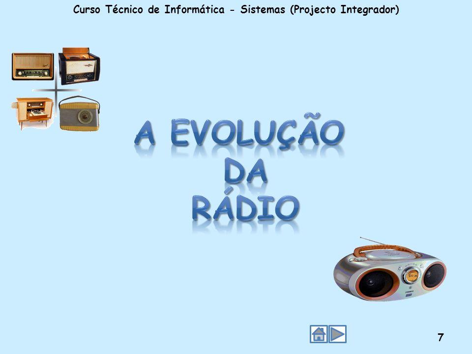 A rádio é um meio de comunicação bastante rico, com uma narrativa singular e para muitos, fascinante.