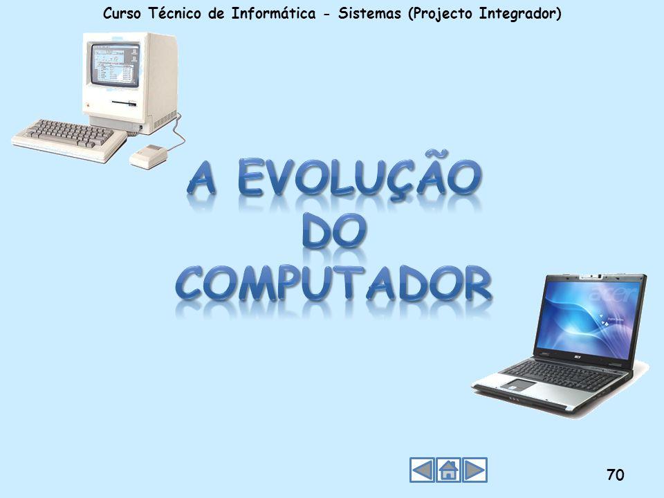 Curso Técnico de Informática - Sistemas (Projecto Integrador) 70
