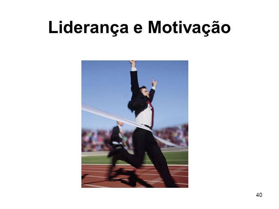 40 Liderança e Motivação