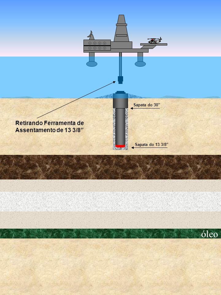 óleo Sapata do 30 Sapata do 13 3/8 Retirando Ferramenta de Assentamento de 13 3/8