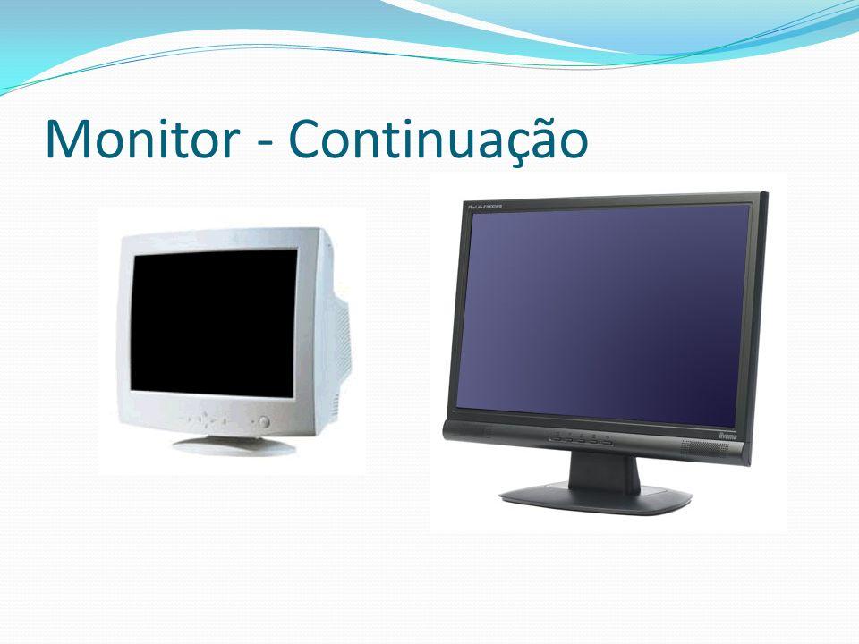 Monitor - Continuação