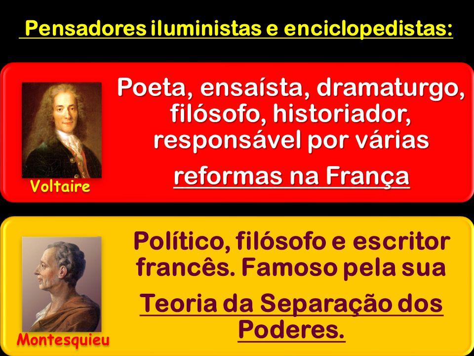 Poeta, ensaísta, dramaturgo, filósofo, historiador, responsável por várias reformas na França Político, filósofo e escritor francês. Famoso pela sua T
