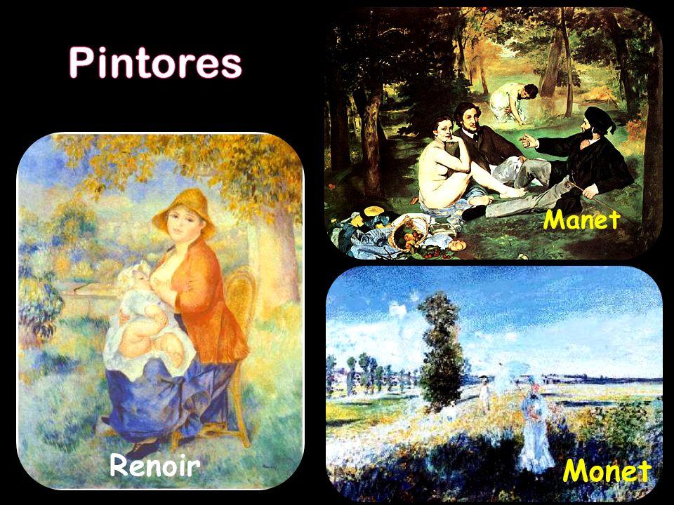 Manet Renoir Monet