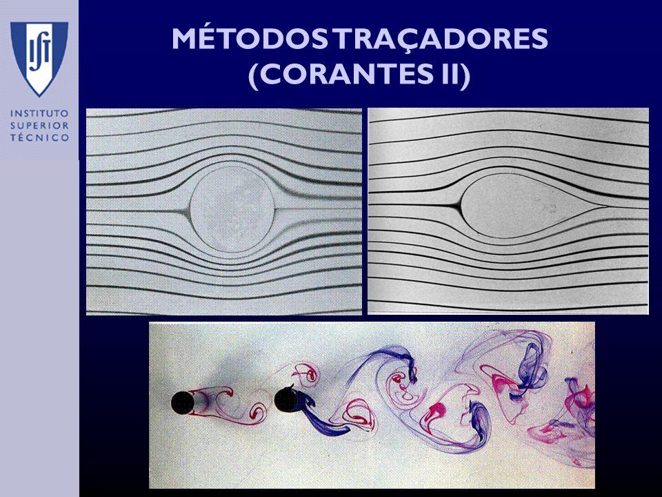 MÉTODOS TRAÇADORES (CORANTES II)