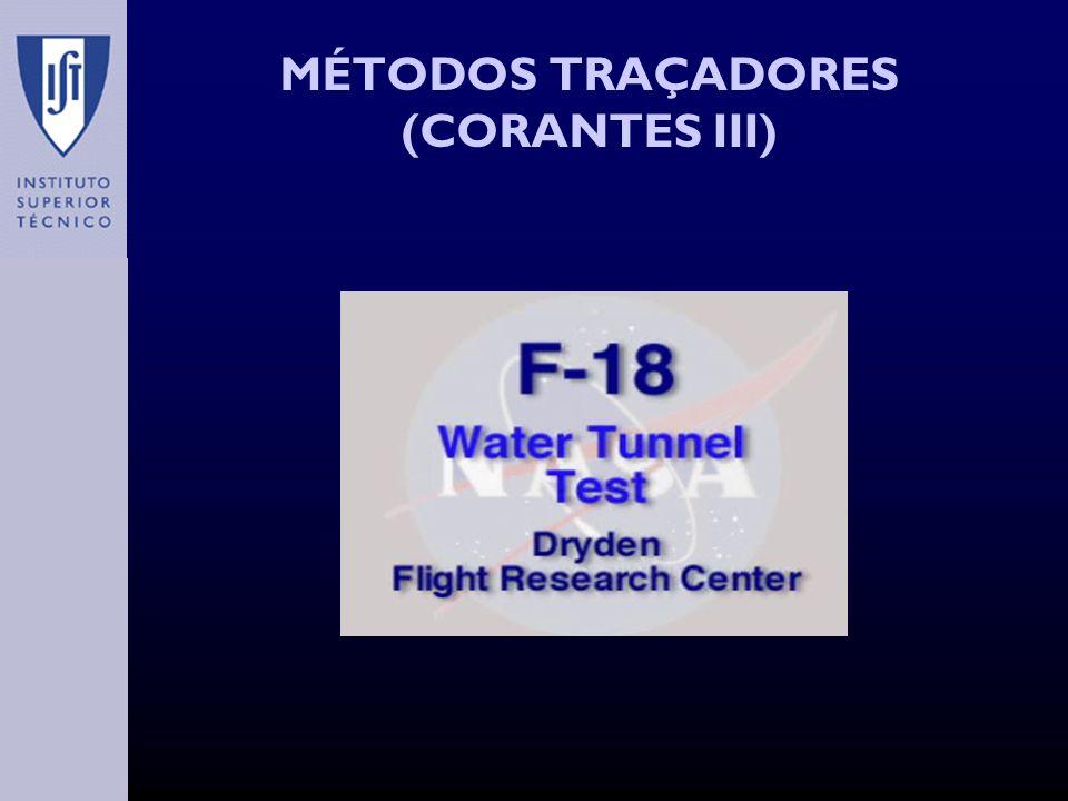 MÉTODOS TRAÇADORES (CORANTES III)
