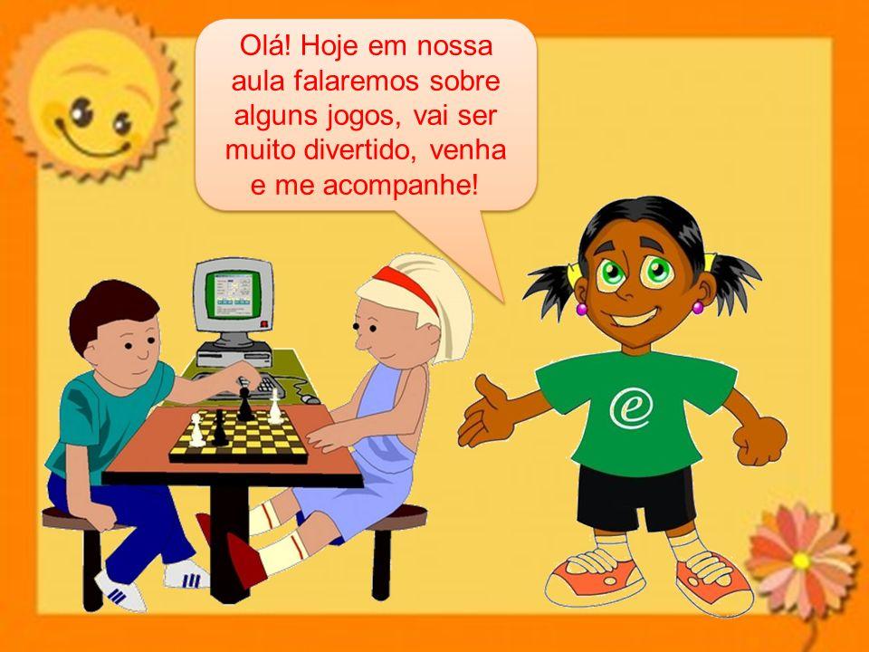 O xadrez é um esporte praticado entre duas pessoas, com o objetivo de dar o xeque-mate.
