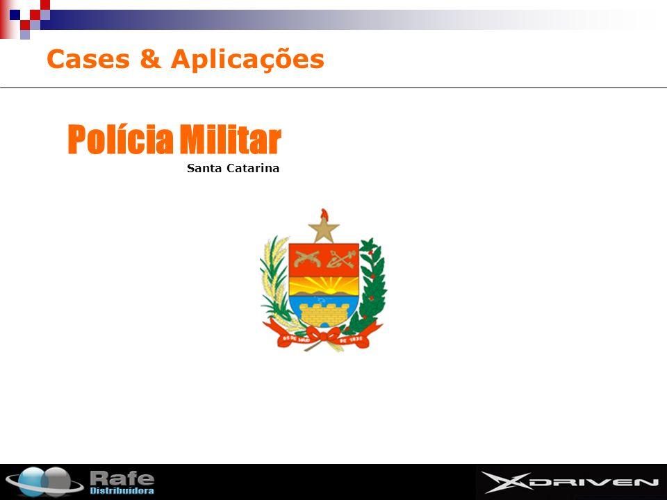 SMIT Cases & Aplicações Polícia Militar Santa Catarina