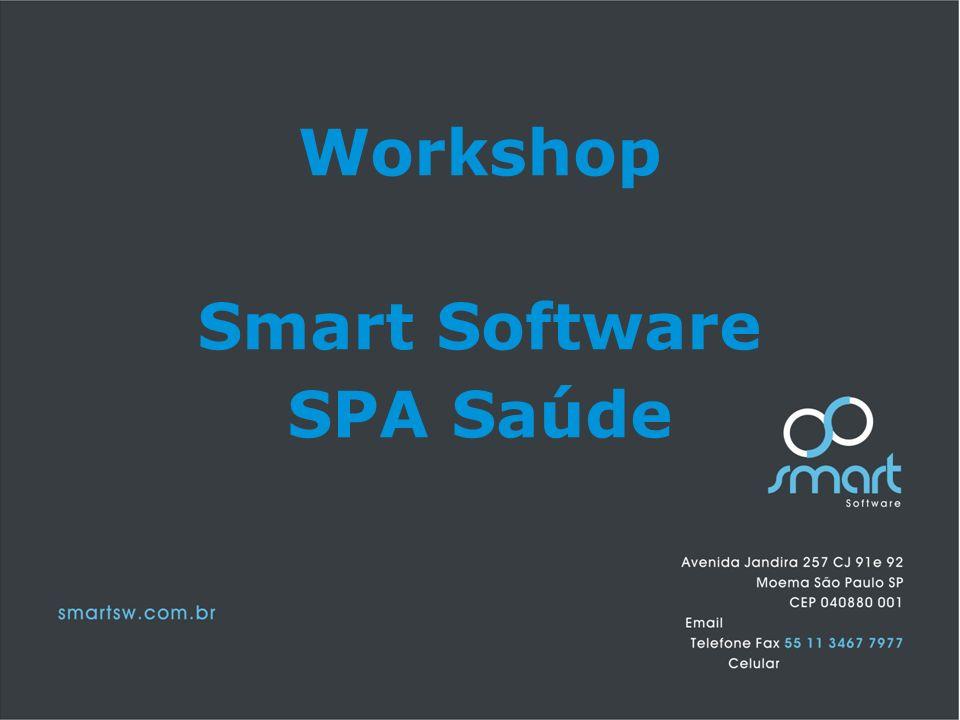 Agenda A Smart Software Tecnologias e Ferramentas Metodologia de Trabalho Algumas Considerações
