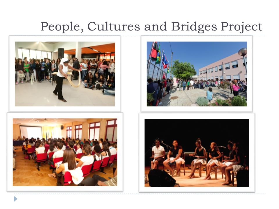 People, Cultures and Bridges Project