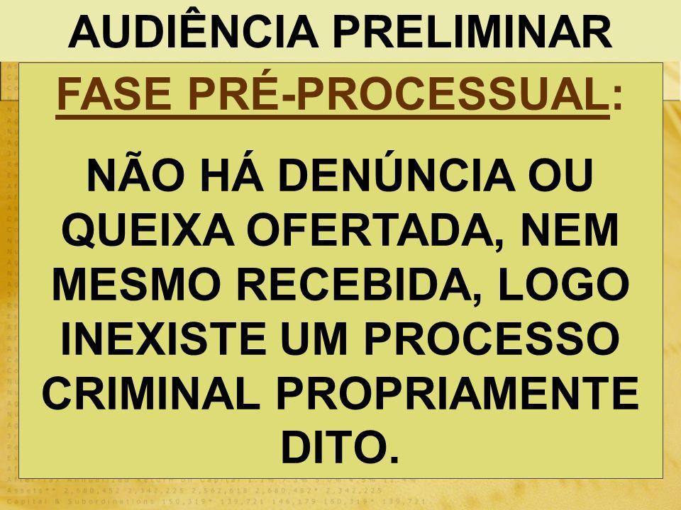CRIMES DE AÇÃO PENAL PÚBLICA CONDICIONADA DA LEITURA DO ART.