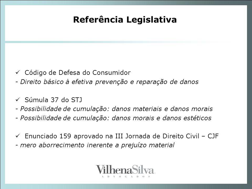 Código de Defesa do Consumidor - Direito básico à efetiva prevenção e reparação de danos Súmula 37 do STJ - Possibilidade de cumulação: danos materiai