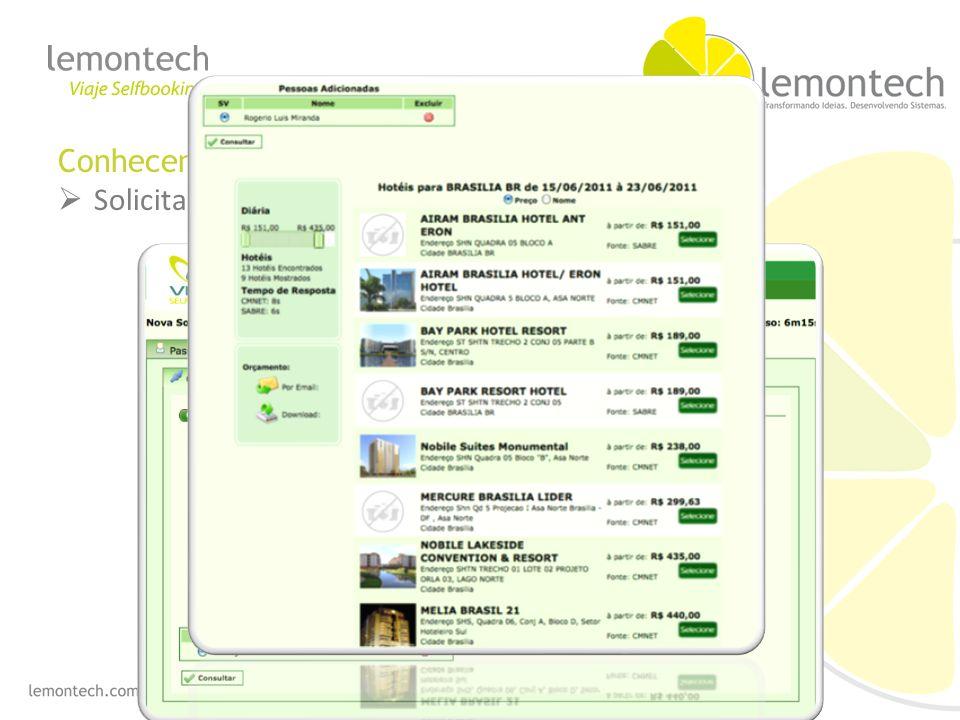 Conhecendo o Sistema Solicitação de Hotel: A nova maneira de utilizar uma Online Booking Tool
