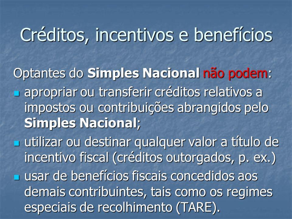 Observações A optante deverá elaborar declaração única e simplificada de informações socioeconômicas e fiscais A optante deverá elaborar declaração única e simplificada de informações socioeconômicas e fiscais