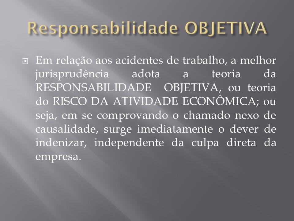 TRT-PR-20-07-2007 ACIDENTE DE TRABALHO.CULPA EXCLUSIVA DA VÍTIMA.
