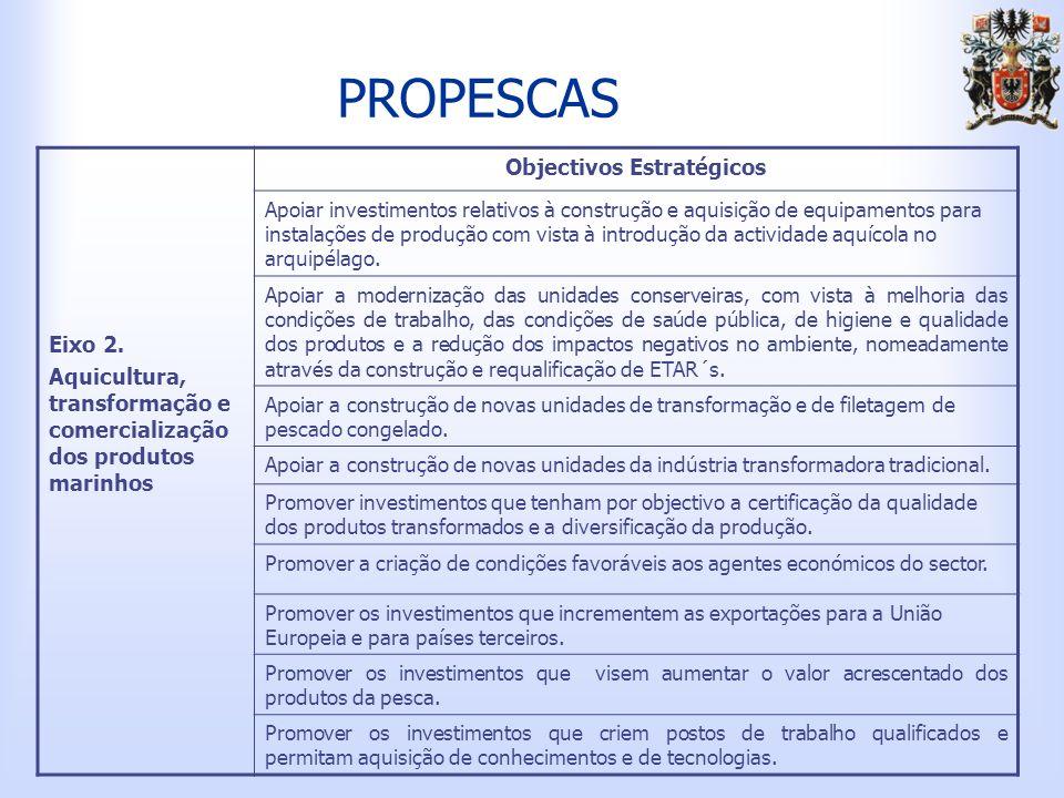 PROPESCAS Eixo 2.