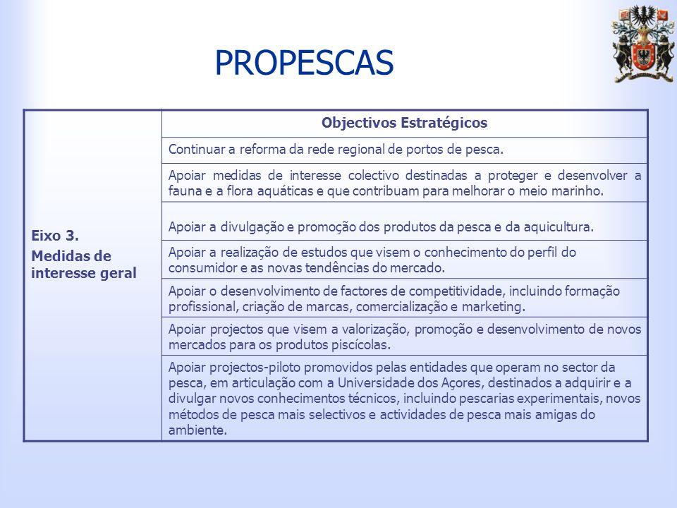 PROPESCAS Eixo 3.