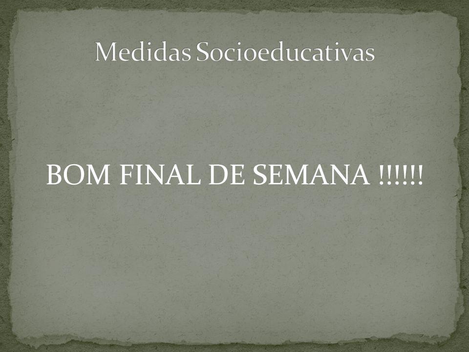 BOM FINAL DE SEMANA !!!!!!