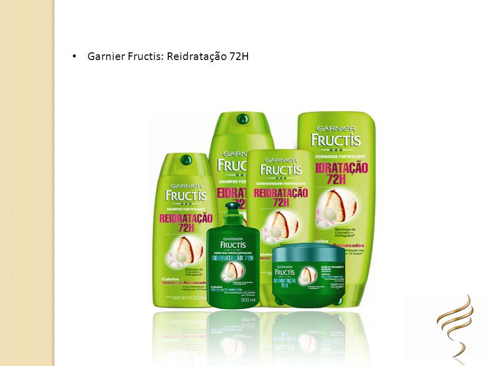 Garnier Fructis: Reidratação 72H