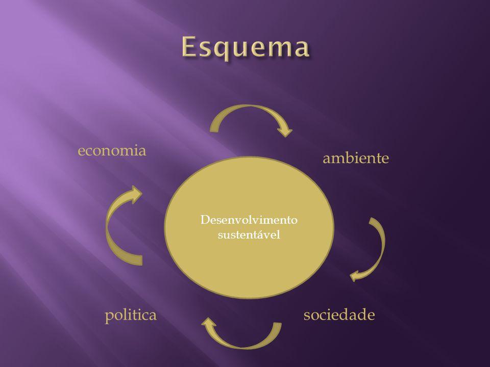 Desenvolvimento sustentável ambiente economia sociedadepolitica