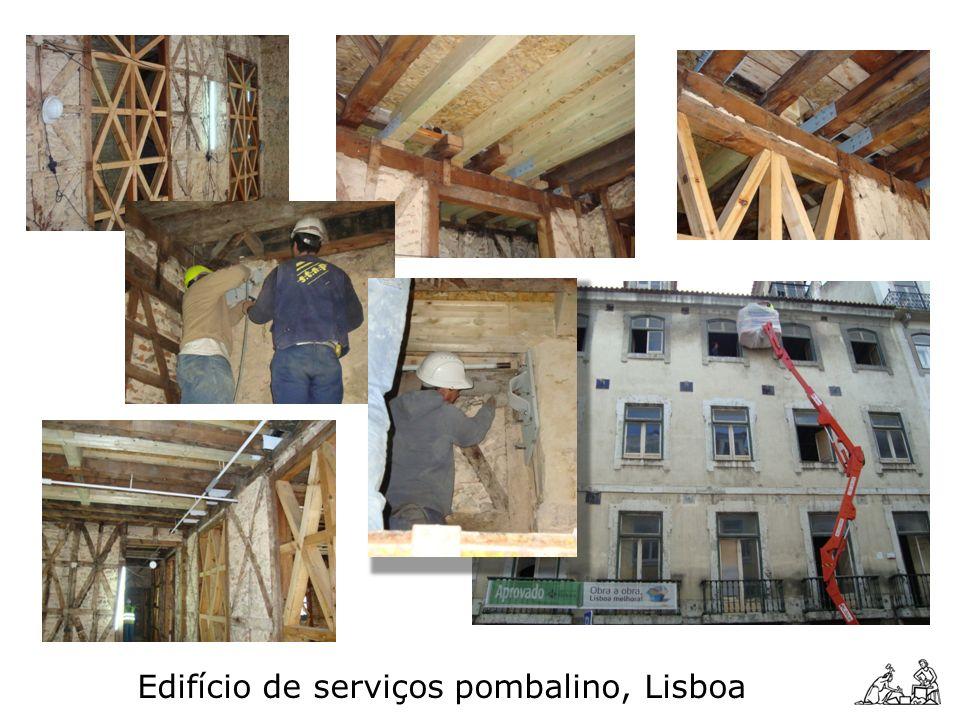 Edifício de serviços pombalino, Lisboa