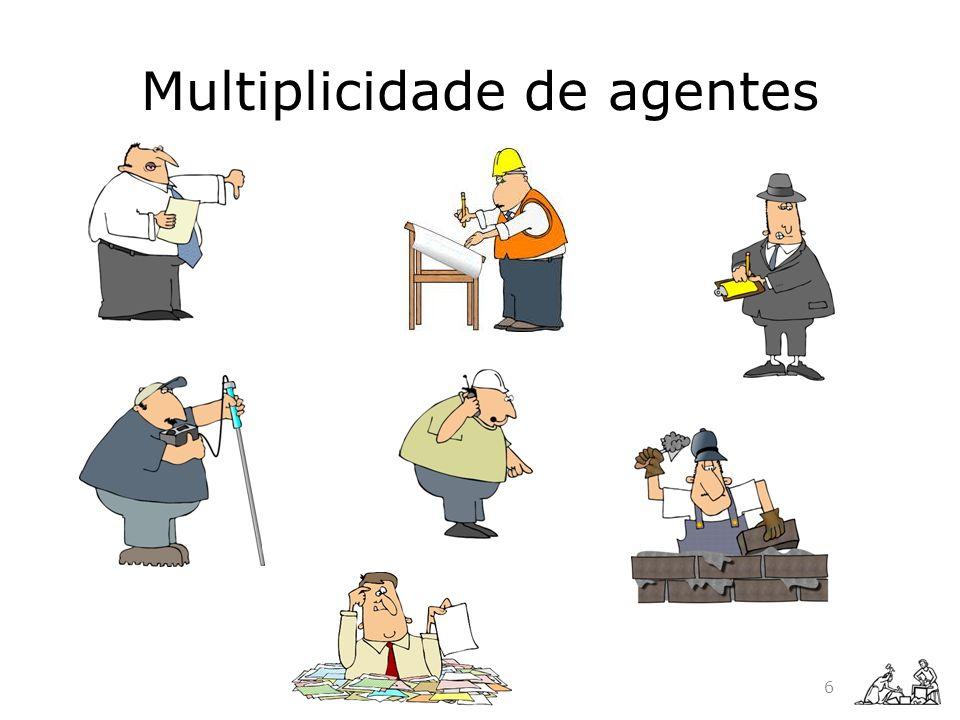 Multiplicidade de agentes 6