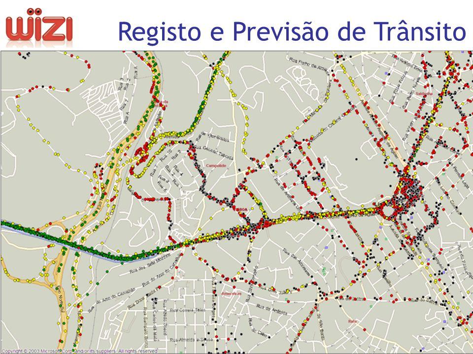 Registo e Previsão de Trânsito