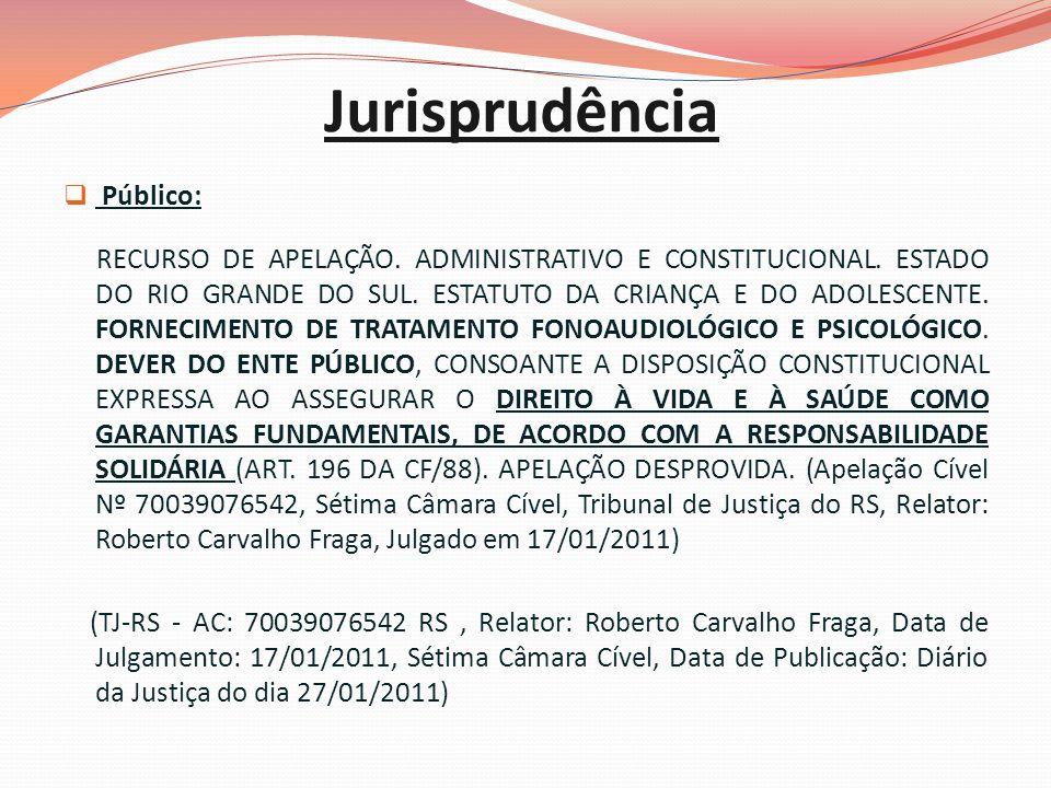 Jurisprudência Público: RECURSO DE APELAÇÃO.ADMINISTRATIVO E CONSTITUCIONAL.