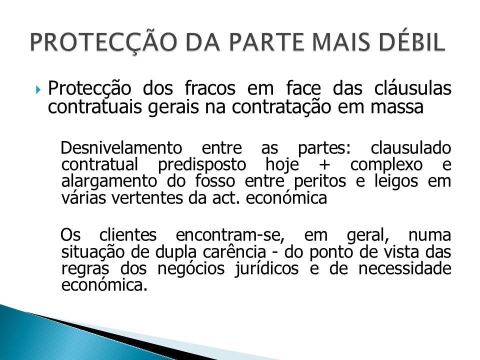 RELAÇÕES ENTRE AS ICSF E OS SEUS CLIENTES NÃO CONSTITUEM ESPAÇO LIVRE DA INTERVENÇÃO DO LEGISLADOR.