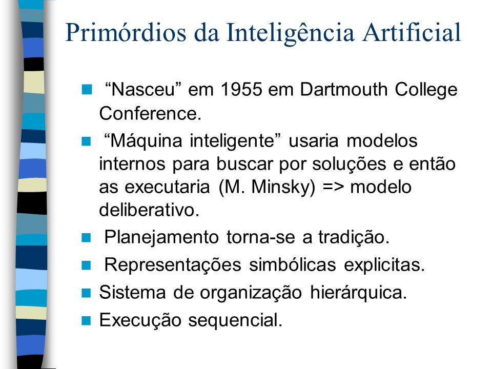 Nasceu em 1955 em Dartmouth College Conference.