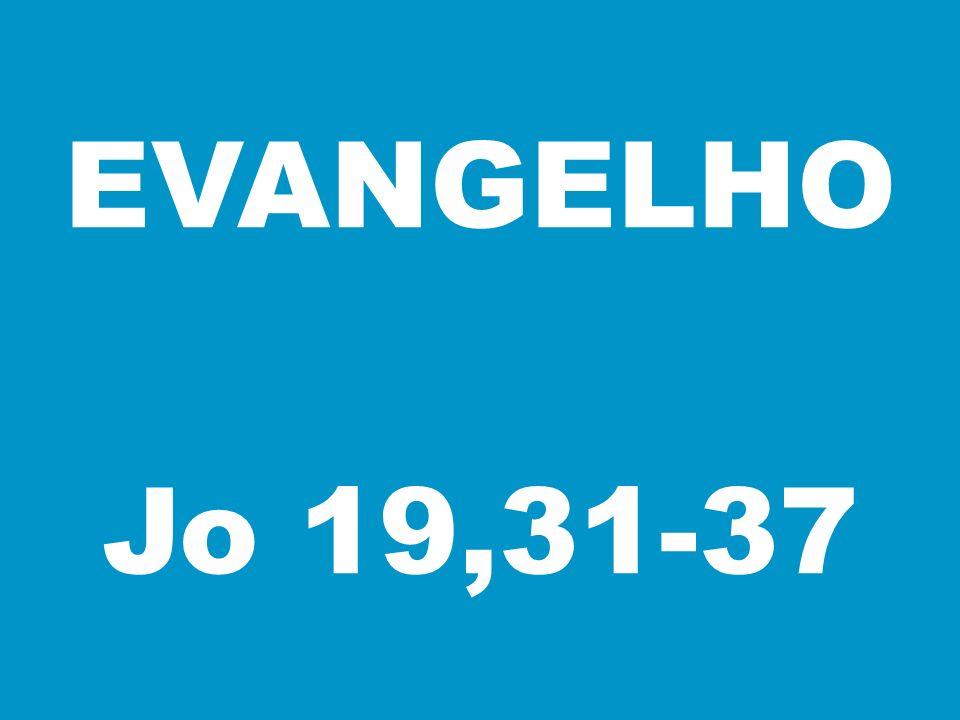 EVANGELHO Jo 19,31-37