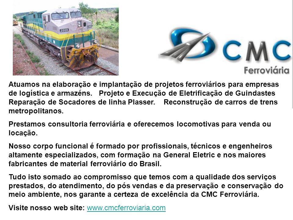 O grupo CMC entende e acredita que o capital humano é seu maior patrimônio. Por isso, procura manter seus funcionários sempre motivados em relação à e
