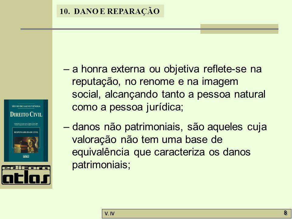 10.DANO E REPARAÇÃO V. IV 29 10.8.