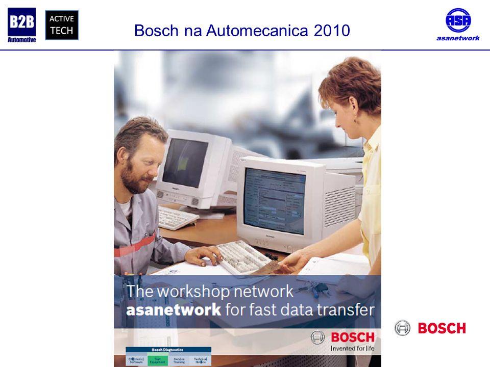 . Bosch na Automecanica 2010