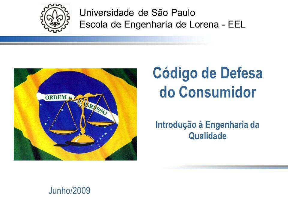 EEL-USP 2 Sumário Objetivo do CDC; Histórico mundial; Histórico nacional; Princípios norteadores da relação de consumo; Harmonia nas relações de consumo; Fatores para obtenção da harmonia; Como o CDC é constituído; Direitos do consumidor; Fornecedores e o CDC; Conclusão.