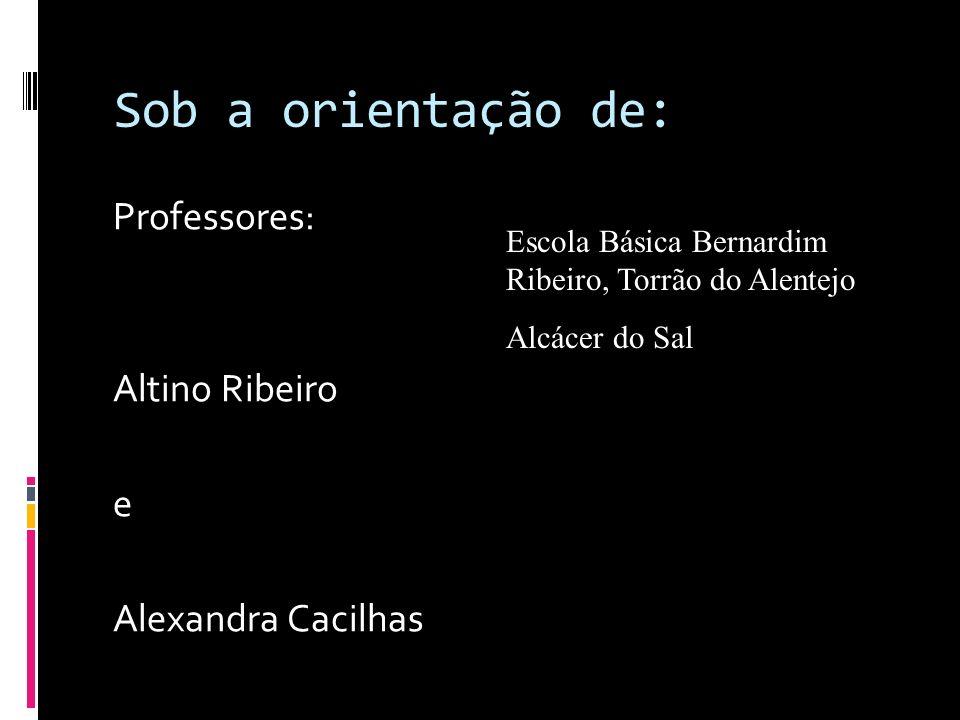 Trabalho realizado por: 9º A Ana Horta Cátia Pereira Cláudio Barbeiro Gonçalo Mantas João Fernandes José Ribeiro José Silva Luís Moncaixa Miguel Carra