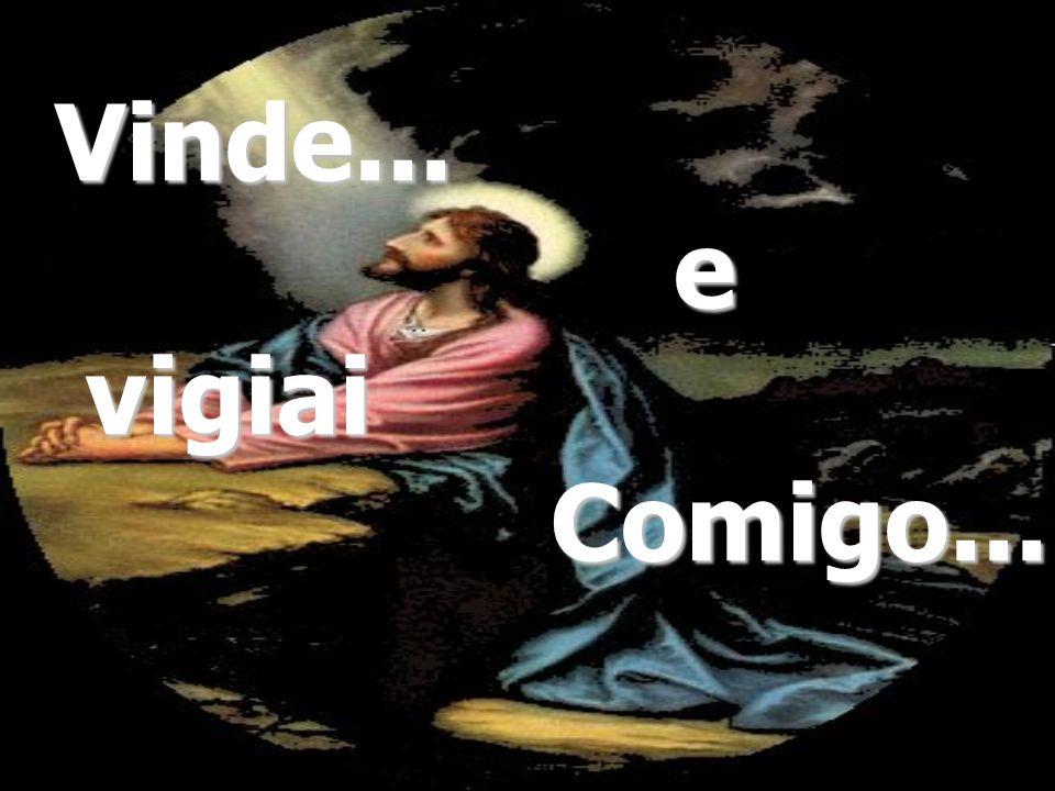A MINHA ALMA ESTÁ NUMA TRISTEZA DE MORTE?...