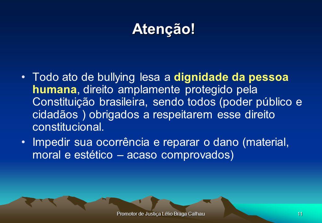 Promotor de Justiça Lélio Braga Calhau12 O que diz a lei civil sobre os atos ilícitos.