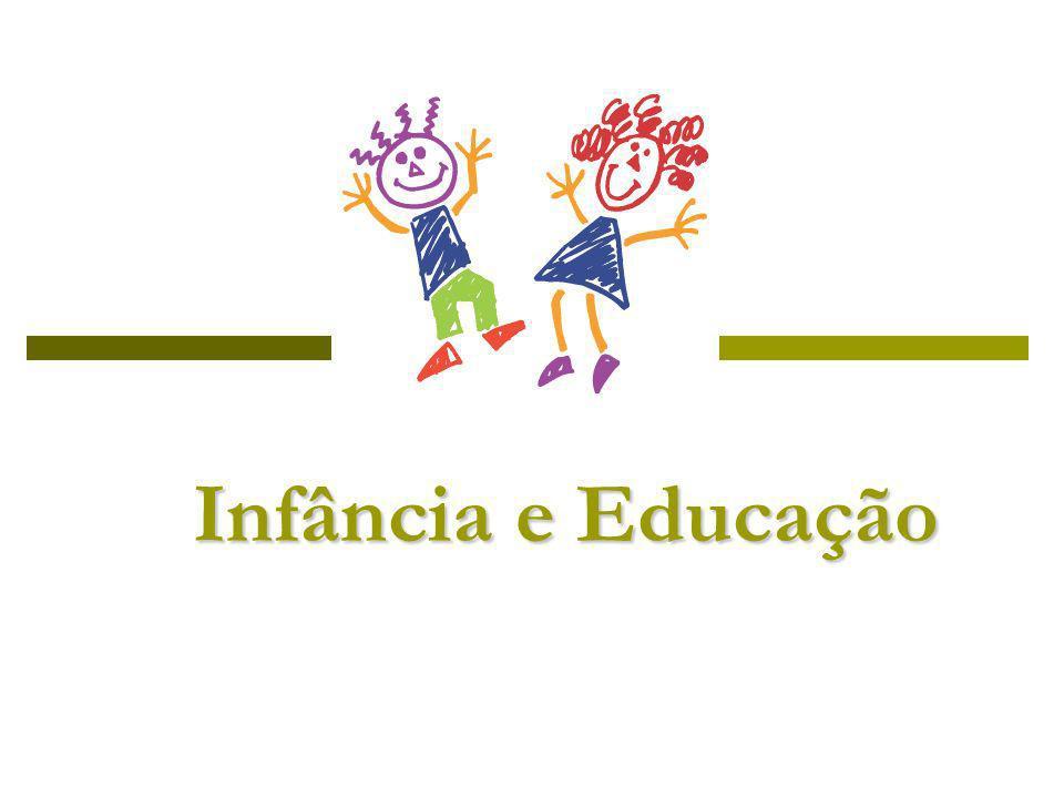 Infância e Educação
