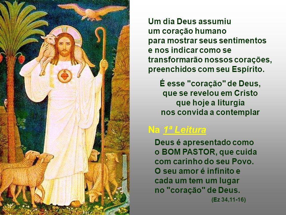 Na sexta-feira depois da oitava da festa do Corpo de Deus, a Igreja celebra a festa do Sagrado Coração de Jesus. Na Bíblia fala-se muito do coração: é