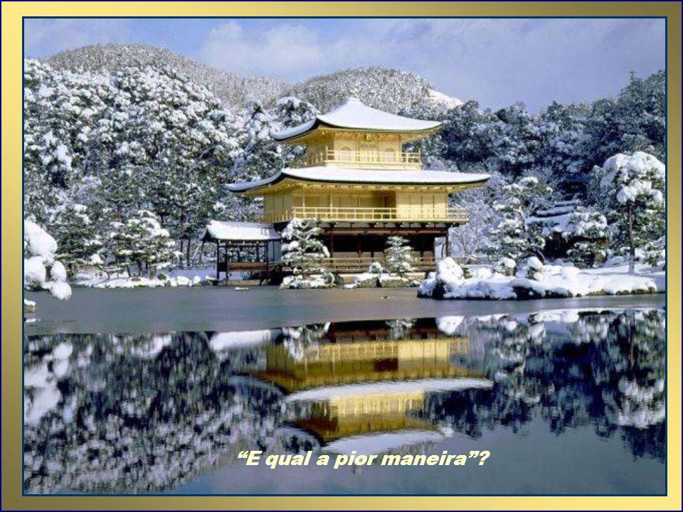 Oração,penitência,reparaçãorespondeu o monge.