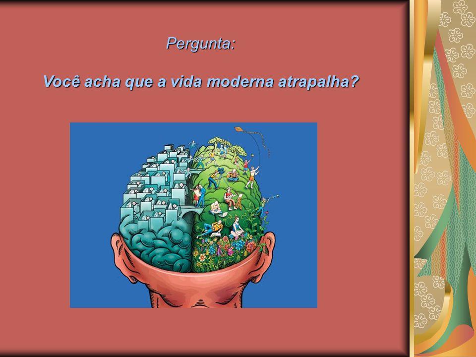 E todas as pessoas deveriam ter uma atividade ligada às artes, que tanto estimulam o cérebro.