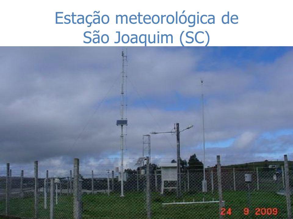 Estação meteorológica de São Joaquim (SC)