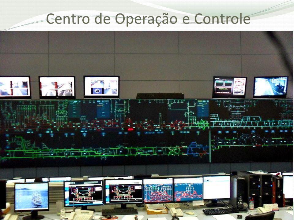 Centro de Operação e Controle 17/10/2013 IEEE Smart Grid Workshop