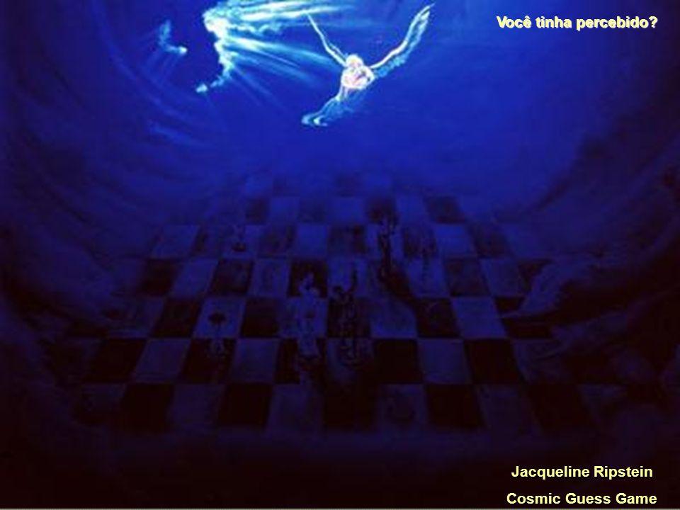 Jacqueline Ripstein Cosmic Guess Game Olhe com atenção