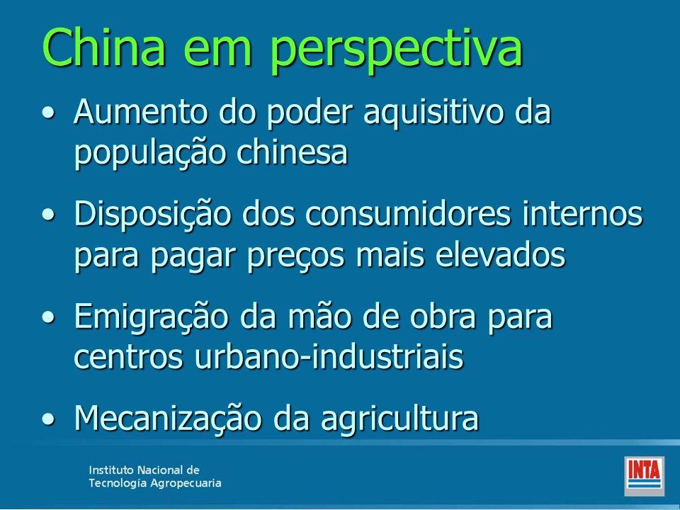 China em perspectiva Aumento do poder aquisitivo da população chinesaAumento do poder aquisitivo da população chinesa Disposição dos consumidores inte