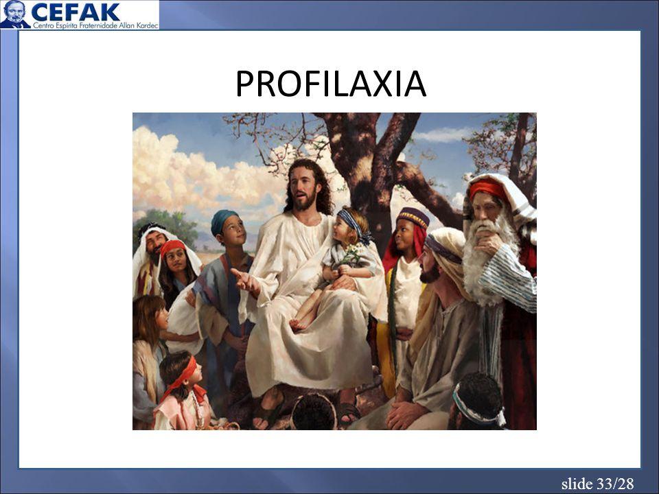 slide 33/28 PROFILAXIA