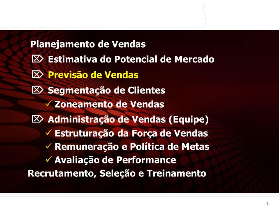 euler@imvnet.com.br | www.slideshare.net/eulernogueira 1 Planejamento de Vendas Estimativa do Potencial de Mercado Previsão de Vendas Segmentação de C