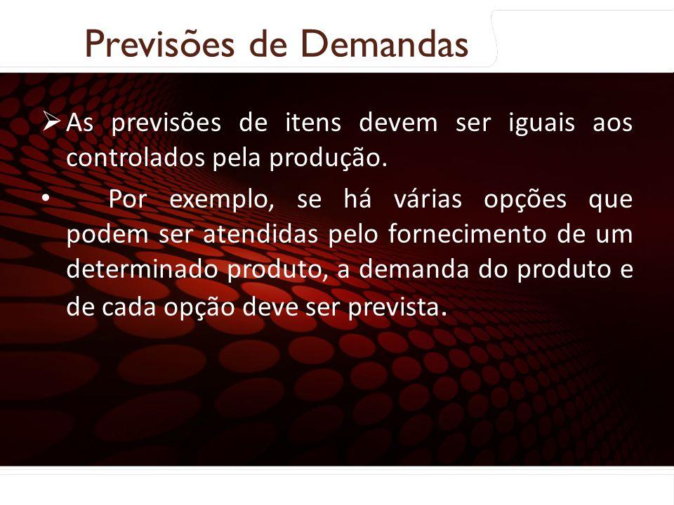 euler@imvnet.com.br | www.slideshare.net/eulernogueira Coleta e preparação dos dados: As previsões de itens devem ser iguais aos controlados pela prod