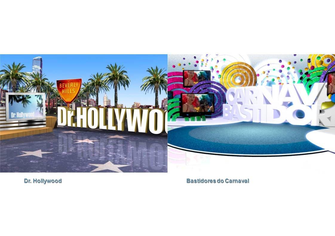 Dr. Hollywood Bastidores do Carnaval