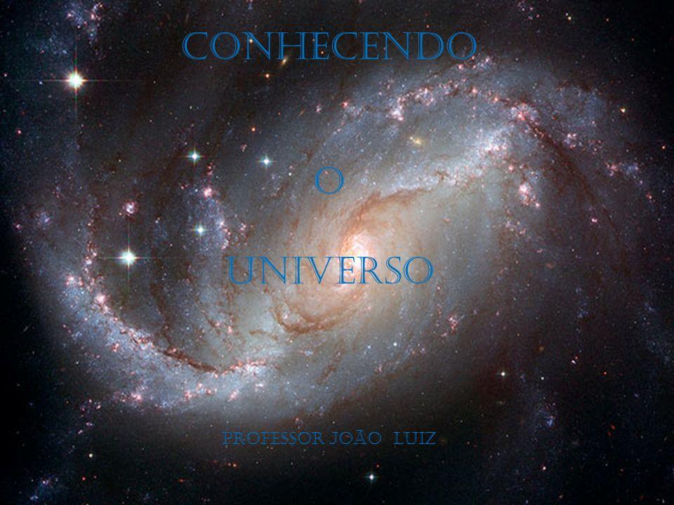 Conhecendo o universo Professor João luiz